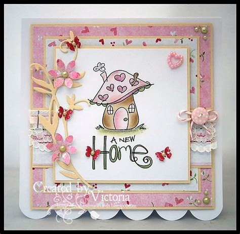 New Home Handmade Card Ideas - 17 best ideas about new home cards on new