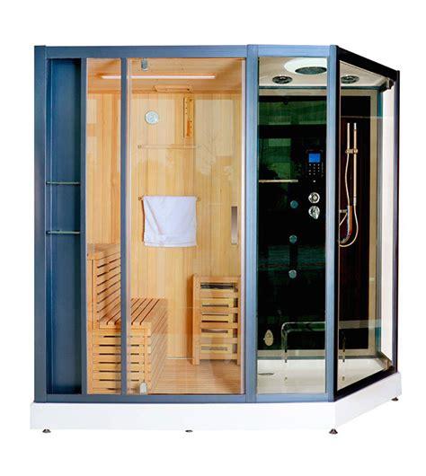 cabina doccia sauna conosci la doccia sauna