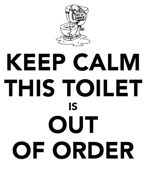 bathroom is out of order toilet out of order sign www imgkid com the image kid