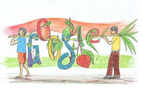 doodle for india unity in diversity the 13 best doodles created by indian students