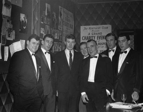 Gangster Reg ronald reginald kray kentucky club gangsters kentucky