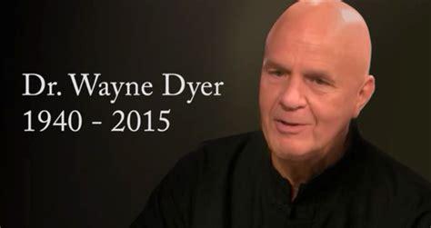 Wayne Dyer Self Help Author Speaker Dies At 75 Chfi » Home Design 2017
