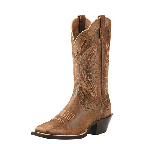 ariat womans boots s ariat 174 13 quot presidio cowboy boots black