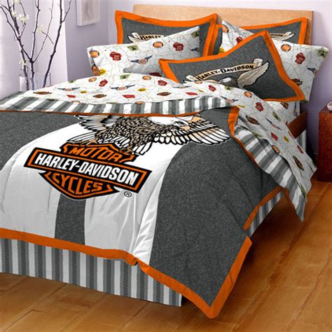 harley davidson bedroom set harley davidson bedding