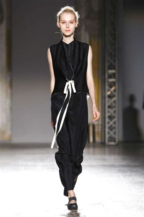 fashion design wear x d uma wang fashion show ready to wear collection spring