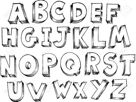 doodle lettering a z doodle lettering styles a z hip hop graffiti fonts