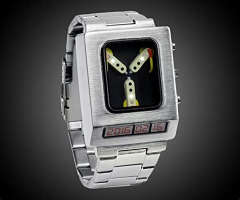 back to the future flux capacitor wristwatch ebay back to the future flux capacitor new ebay