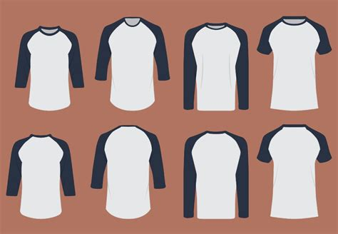 t shirt design template download free vector art stock