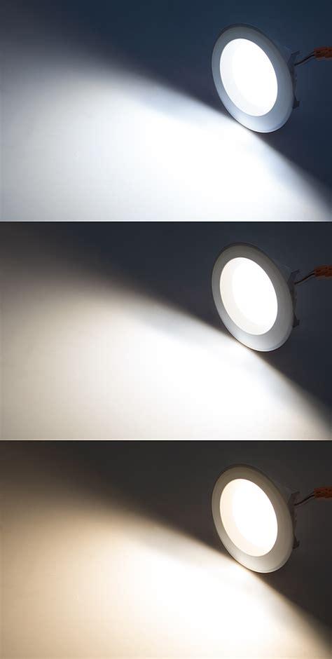 Led Recessed Lighting Kit For 4 Quot Cans Retrofit Led Retrofit Led Lights