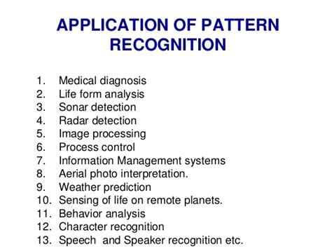 pattern recognition letters review speed pattern recognition and machine learning