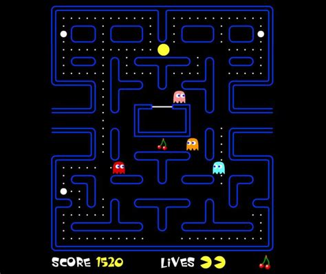 Gamis Paccy An play pacman classic