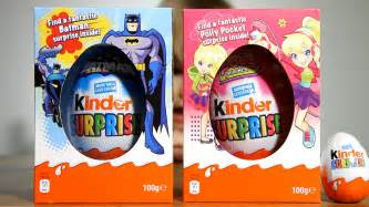where to buy easter eggs two big kinder easter edition eggs batman and polly pocket eggs