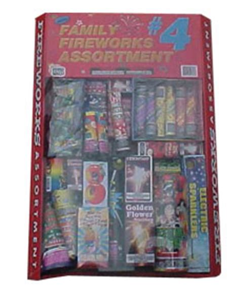 Backyard King Firework Fireworks Assortment 5