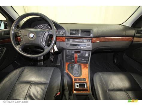 2000 Bmw 528i Interior by 2000 Bmw 5 Series 528i Wagon Black Dashboard Photo