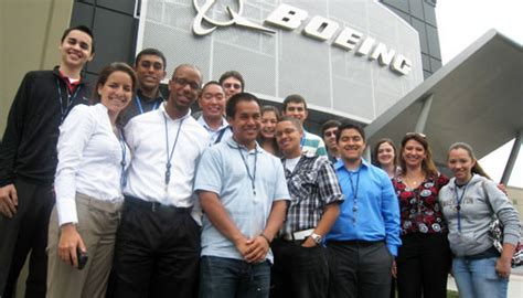 Boeing Mba Internship by Uw Alva Alliances For Learning And Vision For