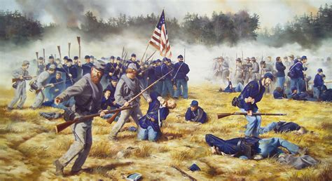 Civil War Search Civil War Paintings Search War Between The