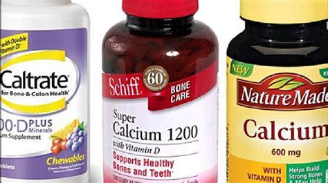 Suplemen Kalsium is it safe to take calcium supplements komo