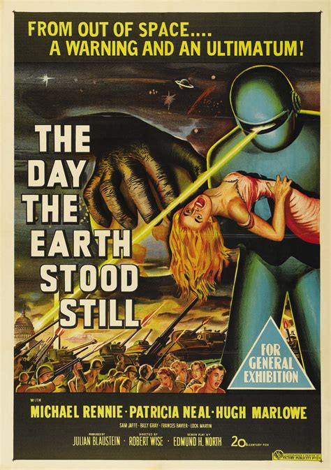The Day The Earth Stool Still by Day The Earth Stood Still The