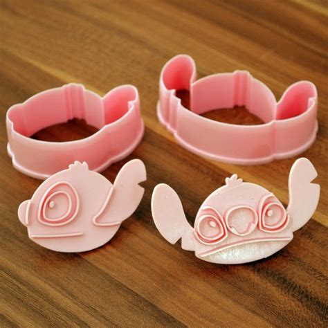 lilo stitch cookie cutters bakers bond