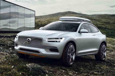 volvo new new volvo concept xc suv leaked car news suv