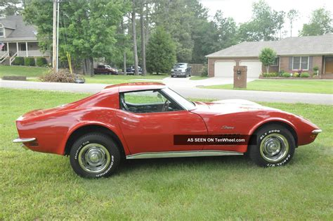 corvette stingray speed 1972 chevrolet corvette stingray 4 speed a c