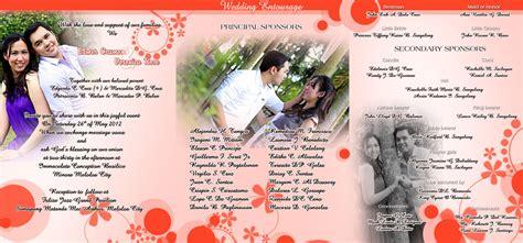 Wedding Invitations Format Philippines
