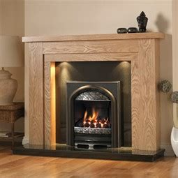 Gas Fireplace Suite by Pureglow Hanley Fireplace Suite With Gas Hotprice Co Uk