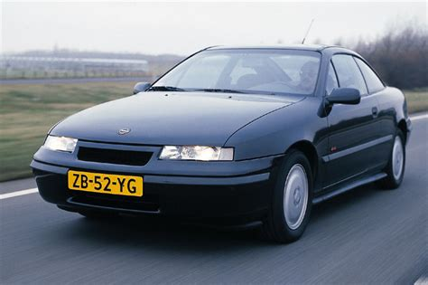 opel calibra turbo opel calibra 2 0i turbo 4x4 1992 parts specs