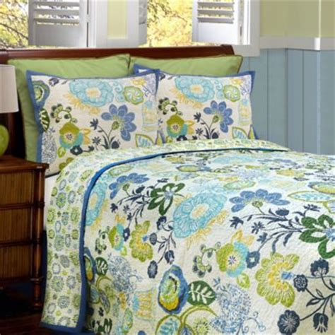 blue and green bedding buy bedding sets in yellow blue and green from bed bath