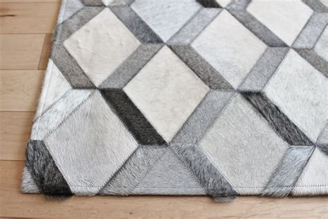 8x10 cowhide rug grey cow hide rug mh 260
