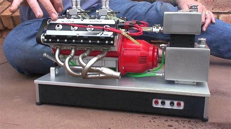 Handmade Engine - v8 nitro engine