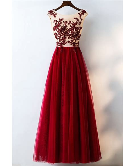 Sequined Prom Dress formal sequined tulle prom dress with lace