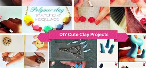 Homemade Christmas Decorations For The Home 9 Cute And Easy Diy Polymer Clay Projects