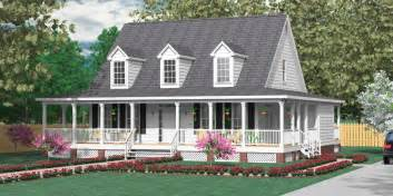 amazing single story farmhouse plans with wrap around porch 2 modern small