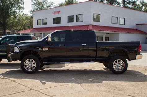 2012 Dodge Ram 3500 MEGA Cab Longhorn Edition for sale