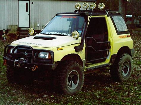 sidekick jeep 72 best suzuki sidekick geo tracker images on pinterest