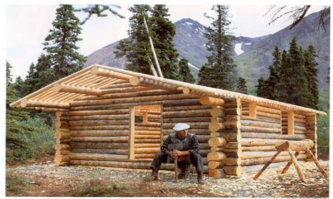 build a log cabin home small rustic log cabins small log cabin building build