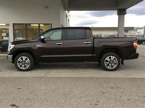 toyota us1 new 2018 toyota tundra platinum 1794 edition 4 door pickup