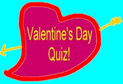 valentines day questions free s quiz