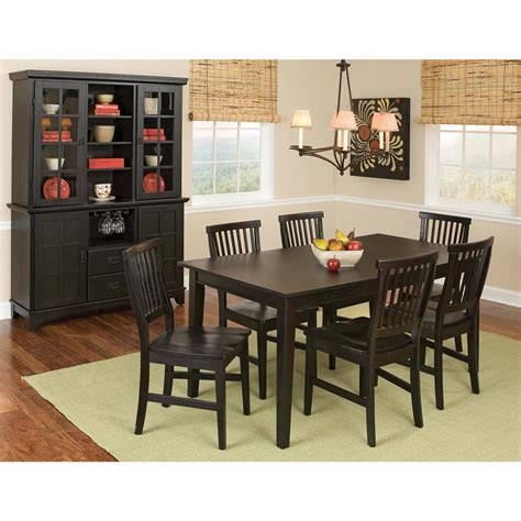 home styles 174 arts crafts dining table 163279 - Arts And Crafts Kitchen Table