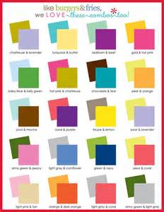 Color Combination by Color Combos That Inspire Projects And Improve Crafts