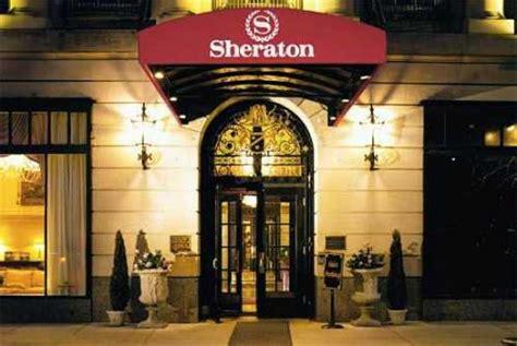 cadenas hoteleras sheraton sheraton hotels resorts fue la mejor cadena hotelera en