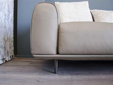 divano tortora divano tortora in pelle calypso busnelli