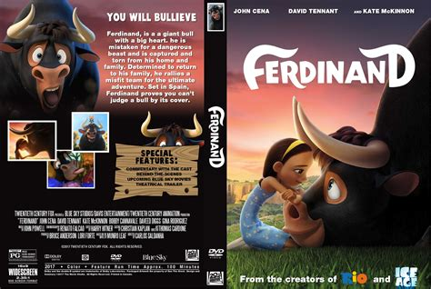 tyren ferdinand film dansk ferdinand dvd cover cover addict free dvd and bluray