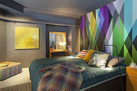 urban  fresh interior  colorful touches decoholic
