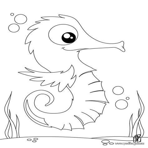 Collection of Mejor De Dibujos De Animales Acuaticos Para Colorear ...