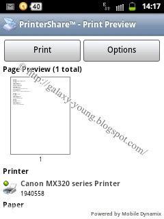 Printer Untuk Hp Android petunjuk terpuji cara print dari hp android ke printer kantor via
