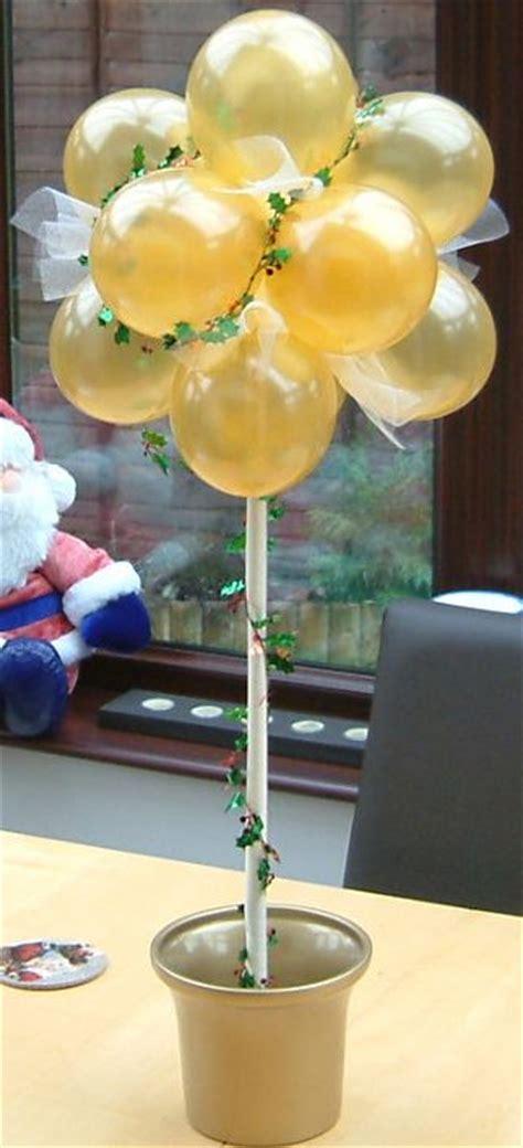 balloon topiary trees best 25 balloon topiary ideas on diy