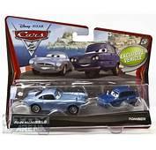 Disney Pixar Cars 2 Movie Finn McMissile And Tomber Pack