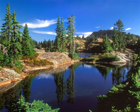 fondo pantalla paisaje lago